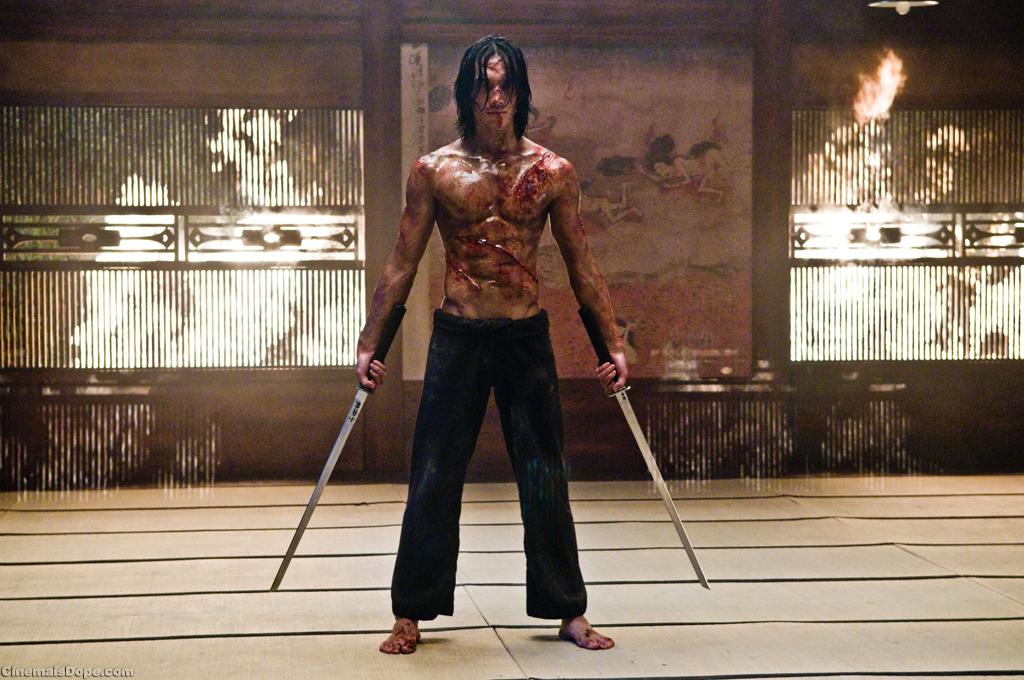 Ninja Assassin Movie