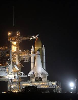 space shuttle grid - photo #3